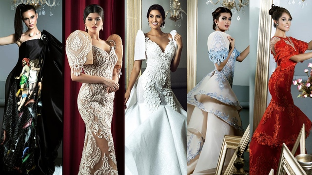 Bb Pilipinas 2017: National costumes that stand out
